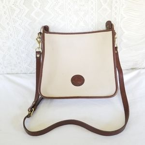 Vintage Dooney & Bourke Duck Leather Crossbody